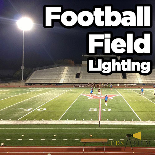 Led High Mast Football Field Lights For College Amp High